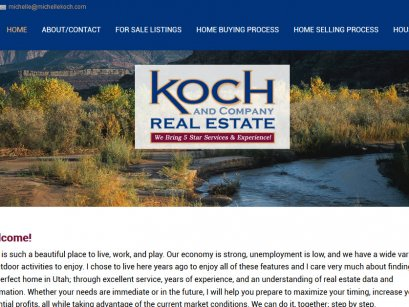 MichelleKoch.com in Utah