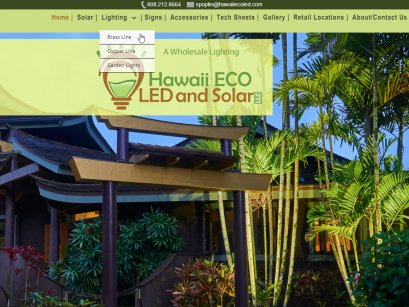 HawaiiEcoLED.com in Hawaii