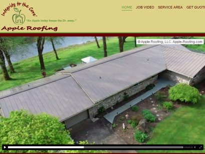 Apple-Roofing.com in Washington